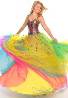 Precious Formals Dress O55172 at Peaches Boutique
