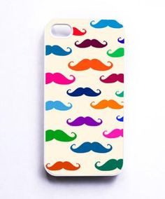 Iphone Case Mustache Facial hair Italian French Beard by MursBlanc/  COOL!!!!!!!! I AM GOING TO BUY!