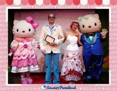 Weird Weddings/ Hello Kitty