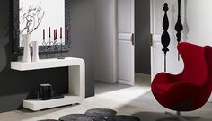 Credenzas Modernas Para Recibidor : 30 mejores imágenes de recibidores bedrooms home decor y credenzas