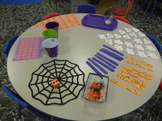 Do Halloween Activity Centers have you spooked?  Have no fear, we'll help you get ready in the shake of a broom!