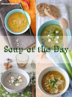 Simona'sKitchen: Zuppe invernali - Winter Veggies Soups - Soupes aux Legumes d'Hiver
