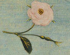 Sandro Botticelli, The Birth of Venus, detail flower, 1486