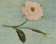 Sandro Botticelli, The Birth of Venus, detail flower, 1486