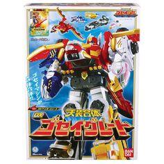 Power Rangers Megaforce Import Megazord - Gosei Great Megazord NIB #Hasbro