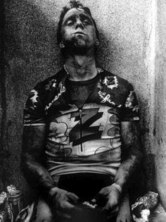 Greg Lemond after 1991 Paris Roubaix