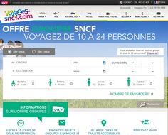La SNCF propose une nouvelle offre pour les voyages en groupes