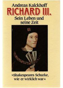 Eine Biografie von 1980, die mit den viel zu lang publizierten Urteilen über Richard of York aufräumt, hochinteressant, detaillreich, nachvollziehbar und in keinem Fall überflüssig