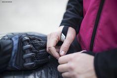 Always wear your gear! Love these ICON #Overlord gloves! #iconmotosports #rideamongus #rideicon #femalestuntrider