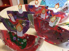 Divas EYFS paper plates Diwali