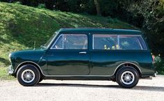 1967 Morris Mini Traveller Estate by Harold Radford, source: RM Auctions