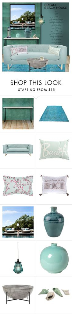 """""""Sans titre #334"""" by prettyangel-1 ❤ liked on Polyvore featuring interior, interiors, interior design, home, home decor, interior decorating, Nimbus, Joules, Levtex and Tom Dixon"""