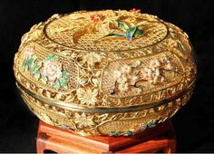 chinese filigree collection