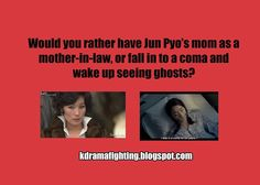 Evil mom or coma and ghosts? Kdrama Would You Rather Game: NY Kpop Festival 2013 #kdramafighting #kdramahumor