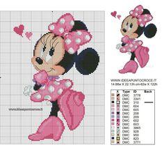 Free cross stitch patterns by Disney Cross Stitch Patterns, Cross Stitch Designs, Cross Patterns, Cross Stitch Baby, Cross Stitch Charts, Cross Stitching, Cross Stitch Embroidery, Stitch Disney, Stitch Cartoon