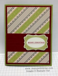 Four Frames, Teeny Tiny Wishes, Merry Moments Simply Scrappin' Kit, Simply Scored Scoring Tool, Decorative Label Punch, Stamp-a-ma-jig, Stampin' Up!, Christmas card