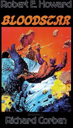 Bloodstar - Cover: Richard Corben