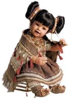 "Lynda - Guatemala Adora Doll 22"" - Madame Alexander"