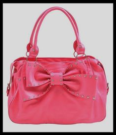 25% OFF For A Limited Time!!  BIG Pink Bow Bag Only $24.75 through March 8, 2013 25%OFF Site Wide includes Clearance! ButtercupClothing.Net