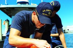 The Coast Guard's official history began on 4 August 1790 when the first Congress authorized the construction of ten vessels