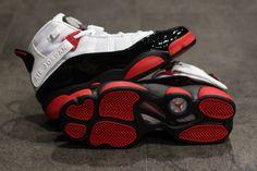 "Jordan 6 Rings GS ""Legion Red"""