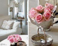pretty and romantic