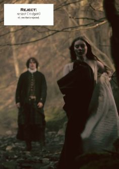 Outlander definitions.- Reject. (x)
