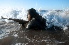 Inside the U. Navy SEALs: See America's elite warriors unleashed - Photos - Washington Times Tactical Assault Gear, Seal Team 6, Naval Special Warfare, Us Navy Seals, United States Navy, Military Men, Bing Images, Action, America