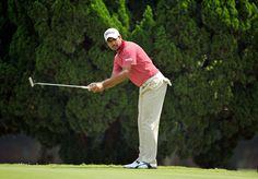 #GaganjeetBhullar in action on Monday - final round  #YTPC #Golf