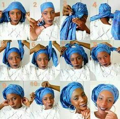 Rocking a head wrap or head scarf is not about concealing or protecting my hair. I rock head scarves and head wraps because they& beautiful. Hair Wrap Scarf, Head Scarf Styles, African Head Wraps, African Head Scarf, African Hair, Turban Style, Scarf Hairstyles, Hair Accessories For Women, Bad Hair