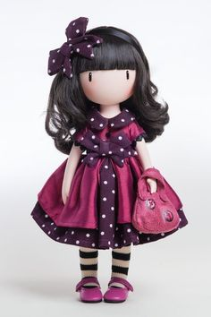 Gorjuss artwork is eagerly collected the world over. Now the artist's lovely and enigmatic girls have been transformed into 6 whimsical dolls.