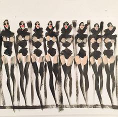 Instapop: Donald Drawbertson traz cores para o seu Instagram quando pode, através de sua arte cheia de referências pop. Andy Warhol ficaria orgulhoso!