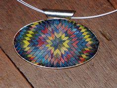 Afbeeldingsresultaat voor sieraden borduren