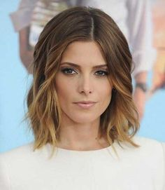 Short to Medium Wavy Hair