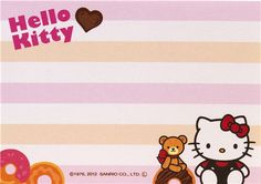pink-Hello-Kitty-mini-Memo-Pad-with-Teddy-bear-and-donuts-170638-3.jpg (500×353)