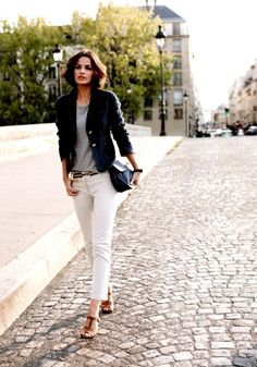The Simply Luxurious Life®: Style Inspiration: Parisian Chic