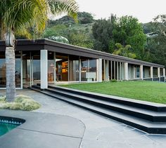 Harpel House 1956, Los Angeles, CA By... | The Khooll