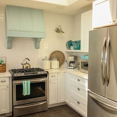How To Build A Custom Wood Range Hood By Pretty Handy Girl Kitchen Pinterest Cases Wood
