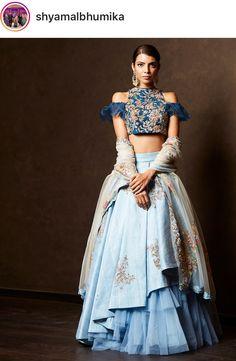 Indian Designer Outfits, Designer Dresses, Indian Designers, Indian Attire, Indian Wear, Indian Dresses, Indian Outfits, Lehnga Dress, Indian Lehenga