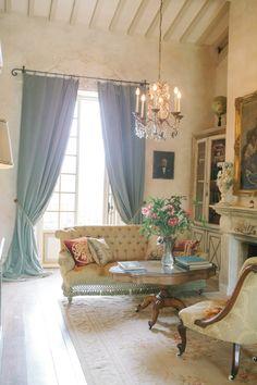 Inside the Borgo Santo Pietro