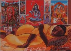 mauritius woman by Pauline Bewick Mauritius, Ireland, Paintings, Artists, Woman, Paint, Painting Art, Irish, Draw