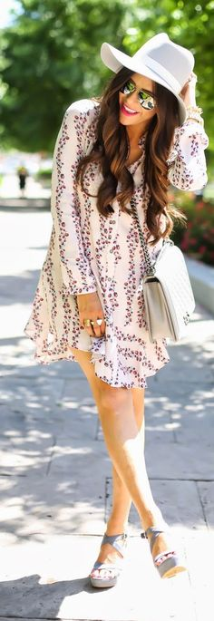 Summer Vibes Boho Style #The Sweetest Thing