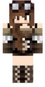 4.minecraft-skin-steampunk-girl-brune                              …