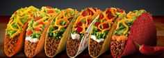 Nutrition Showdown: Best & Worst Picks At Taco Bell, Qdoba, Chipotle Cooking Tips, Cooking Recipes, Nutritional Cleansing, Tacos And Burritos, Pierce The Veil, Taco Tuesday, Dietitian, Chipotle, Food Hacks