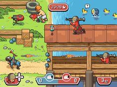 Team Fortress 2D Pixel Artist: gas13 Source: pixeljoint.com