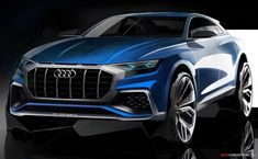 Awesome Audi 2017: Cool Audi 2017: Audi Reveals 'Near-Production' Q8 Concept in Detroit... Car2... Car24 - World Bayers Check more at http://car24.top/2017/2017/02/09/audi-2017-cool-audi-2017-audi-reveals-near-production-q8-concept-in-detroit-car2-car24-world-bayers/