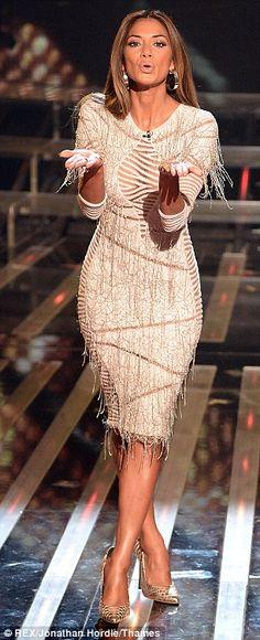 Nicole Scherzinger X Factor 2013