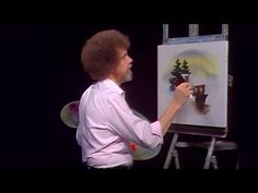Bob Ross - Covered Bridge Oval (Season 19 Episode 7) - YouTube