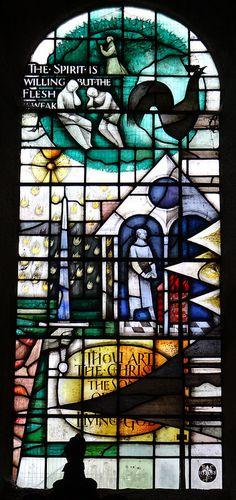 1 of 11 windows by John Hayward. My Glass, Glass Art, Source Of Inspiration, Stained Glass Windows, Textile Patterns, Artist Art, Mosaic Glass, Colored Glass, Mosaics