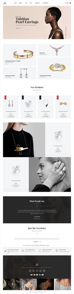 Ruby is a wonderful 6in1 responsive #Magento theme for #webdev stunning #Jewelry store eCommerce websites download now➩ https://themeforest.net/item/ruby-jewelry-store-responsive-magento-theme/19360989?ref=Datasata